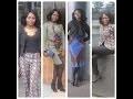 PAGNE - AFRICAN PRINT - LAFEECREPUE - LOOKBOOK 2016