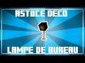 Astuce Déco - Une LAMPE DE BUREAU dans Minecraft !