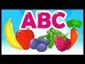 L'ABC des fruits et des légumes - Apprendre l'alphabet en français - Titounis