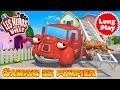 Les Héros de la Ville - Camion de pompier dessin animé - Compilation