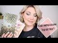1ère impression maquillage| Maroccan Palette Sponjac & Blush Bar Benefit