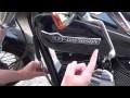Harley Davidson embrayage : régler le jeu au levier
