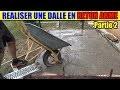 faire une dalle béton armé pour abri de jardin métal arrow dalle béton 10 cm
