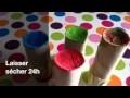 Fabriquer des craies de couleur