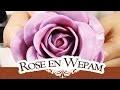 TUTO WEPAM: ROSE ÉCLATANTE en porcelaine froide | PearlEx