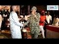 Sidy Diop fait oublié l'absence de Wally Seck à l'anniversaire de Sope Nabi Couture
