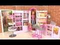 Barbie Supermarché Déballage Barbie Supermarket Grocery Store