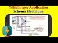 Application Gratuit Schema Electrique branchement cablage installation