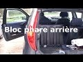 Bloc phare arriere