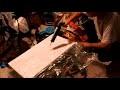Tuto : comment fabriquer une cascade LED pour le bassin à poissons (1)