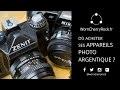 OÙ ACHETER SES APPAREILS PHOTO ARGENTIQUE ?