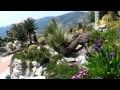 Jardin exotique d'Eze HD (musique La Symphonie du Nouveau Monde de Dvorak)