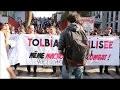 Paris : la manif sauvage pour Tolbiac sème un petit chaos dans le 13e