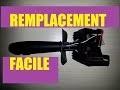 Remplacement du Commodo des Phares/Clignotants - Renault/Dacia