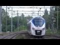 Quelques trains en gare de Krimmeri-Meinau [HD]