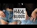 Bijoux Tendance Automne Hiver 2017  - HAUL Mode Bijoux