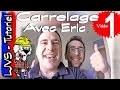 CARRELAGE AVEC ERIC - (PARTIE 1) - CARRELAGE DOUCHE - BLABLA CONSEILS ET AMBIANCE CHANTIER - LJVS