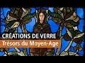 L'histoire fascinante du verre au Moyen-Age - Nouvelle expo du musée de Cluny à Paris- Vidéo YouTube
