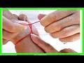 Le fil rouge est un miracle : vous ne connaissez certainement pas la signification du fil rouge au
