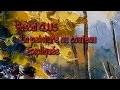 PASCAL CLUS - Cours peinture au couteau- Coucher de soleil 1/2