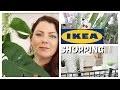 SHOPPING VLOG - Je vous embarque faire des achats chez IKEA | IKEA Shopping & Haul #2