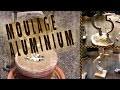Mouler de l'aluminium avec du POLYSTYRÈNE