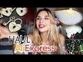 HAUL ALIEXPRESS Mariage / Fête