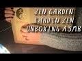 Asmr:☯ Zen Garden ICNbuys, Jardin zen☯  (whispering sand sounds tapping tracing) FR
