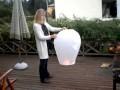 LANTERNE MONGOLFIERE VOLANTi Sky lanterns