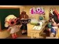 Histoires de Poupées LOL Surprise Back to School Rentrée Scolaire