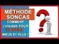 Méthode SONCAS : Comment Vendre avec la Technique de vente SONCAS ?