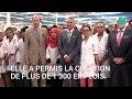 L'ouverture de la 2e usine de Faurecia au Maroc