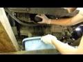 Comment faire une vidange sur Ford Fiesta 4, 1.25 zetec