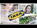 SHOPPING VLOG - Je vous embarque faire des achats chez IKEA | IKEA Shopping & Haul
