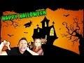 Halloween HAUL GIFI : 🎃 Déguisement pailles lampe led chauve souris automate Unboxing