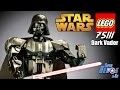 LEGO Star Wars DARK VADOR Buildable Figure 75111 Figurine Darth Vader Jouet Toy Review Juguetes