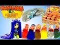 Slime MAXILIME & CO Boite Complète de 12 Pots Le Sol c'est de la Lave Altaya Jouet Toy Review