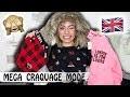 HAUL LONDRES MODE / Méga craquage fashion à Londres / London Haul