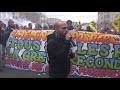 Paris - Grève des cheminots : pagaille en gare et marche agitée