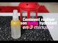 Réaliser son spray hydratant en 3 min, top pour cheveux crépus secs et les coiffures protectrices
