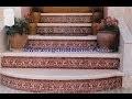 escalier en zellige