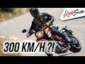 KTM 1290 Super Duke R : des glisses et 300 km/h au Castellet