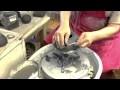 Confection d'une théière en céramique