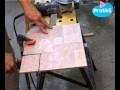 Comment découper du carrelage avec une meuleuse