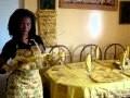 Helène Design confectionne les nappes et linges de table