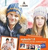 1.0-Bonnet Crochet Designs-Livre avec 3étiquettes myboshi