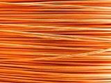 10 mètres fil aluminium safran 0.8 mm
