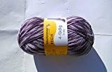 100gr. Pepita Color FB. 6943, 4brins, neuf 2016, chaussette coton