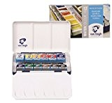 12 color set metal case case Van Gogh watercolor solid (japan import)