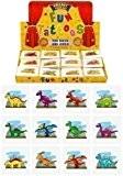 12 x Pour Enfants Temporaire Tatouage Transferts Jouets cadeaux de fête à emporter Dinosaures